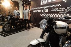 Dua Model Triumph Edisi Terbatas Masuk Indonesia
