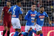 Hasil Liga Italia, Napoli Masih Sempurna dan Kokoh di Puncak Klasemen