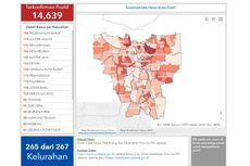 Semua Kelurahan di Jakarta Masuk Zona Merah Covid-19, Tak Ada Lagi yang Nol Kasus