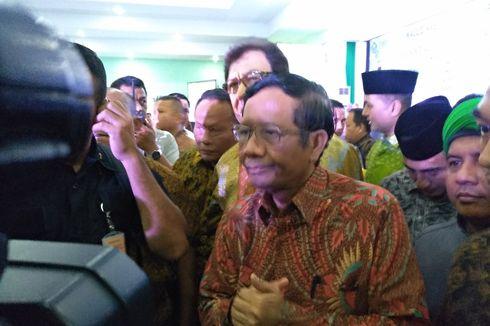 Mahfud MD: Ideologi Pancasila Harus Sampai ke Akar Rumput