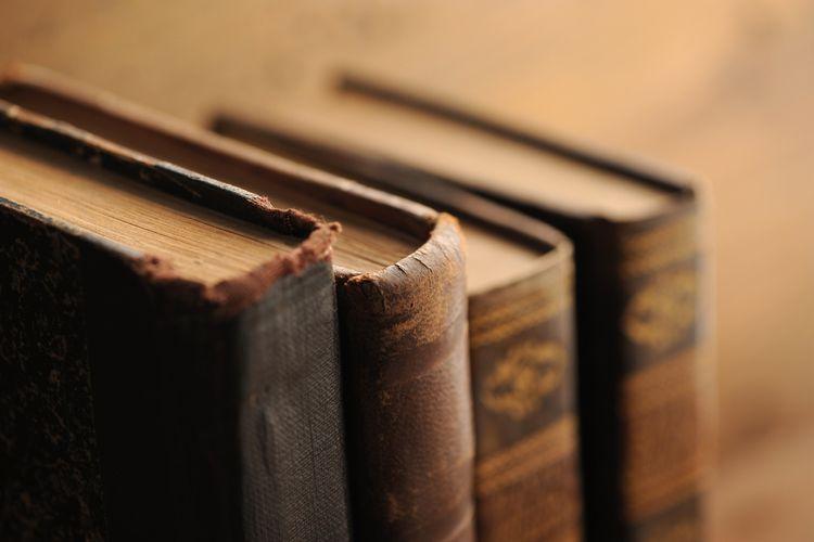 Ilustrasi buku lama