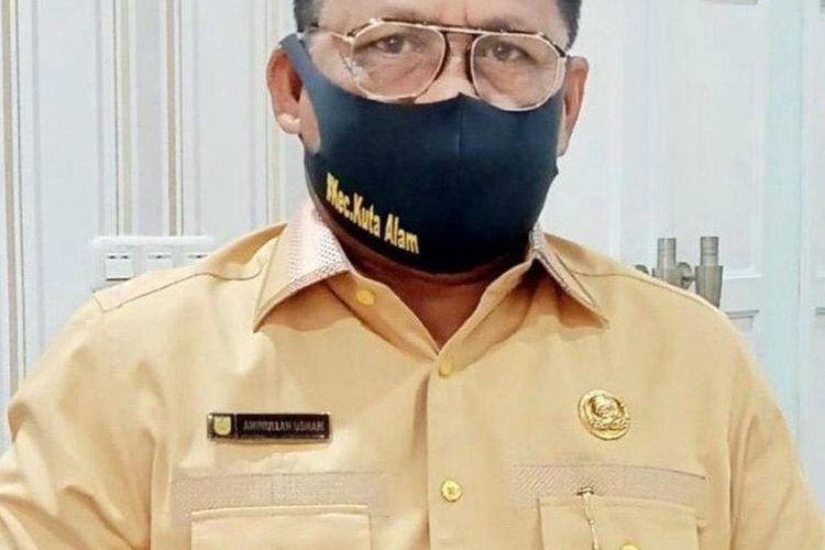 Wali Kota Banda Aceh Aminullah Usman.