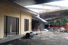 Pos Polisi Tomang Direnovasi Pascaterbakar dalam Kerusuhan September 2019