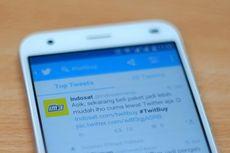 Cara Beli Paket Internet Indosat via Twitter