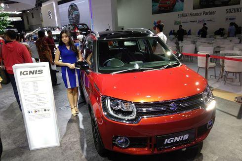 Suzuki Tunda Produksi Lokal Ignis