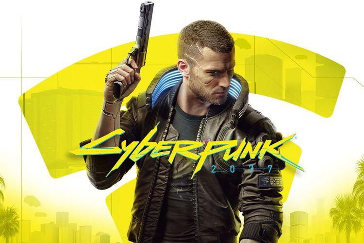 Poster Game Cyberpunk 2077