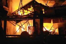 Api Lalap Rumah di Cipinang Muara, Kerugian Capai Rp 800 Juta