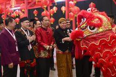 Disoroti Jokowi karena Tak Hadir di Acara Imlek Nasional, Apa