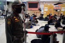 Tak Punya Surat Keterangan Nonreaktif Rapid Test, Ratusan Penumpang Menumpuk di Pelabuhan Bakauheni
