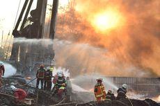 Sebelum Terbakar, Pipa Minyak Pertamina Sempat Meledak Dua Kali