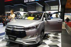 Tanda-tanda Toyota Innova Baru Akan Meluncur di Indonesia