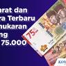 INFOGRAFIK: Syarat dan Cara Terbaru Penukaran Uang Rp 75.000