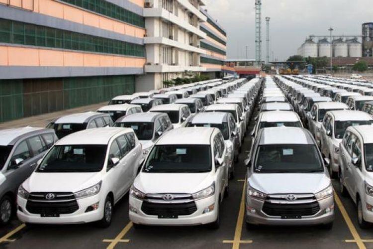 Ekspor Toyota dari Indonesia sudah berjalan selama 30 tahun, jumlah unit yang diekspor sudah menapai 1 juta unit.