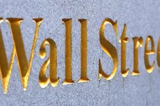 Investor Wait and See, Wall Street Dibuka Merah