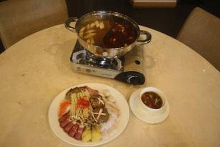 Sichuan Hot Pot Parade