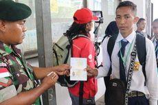 Lewat Pelabuhan Nunukan, 579 Anak TKI di Malaysia Kembali ke Tanah Air untuk Sekolah