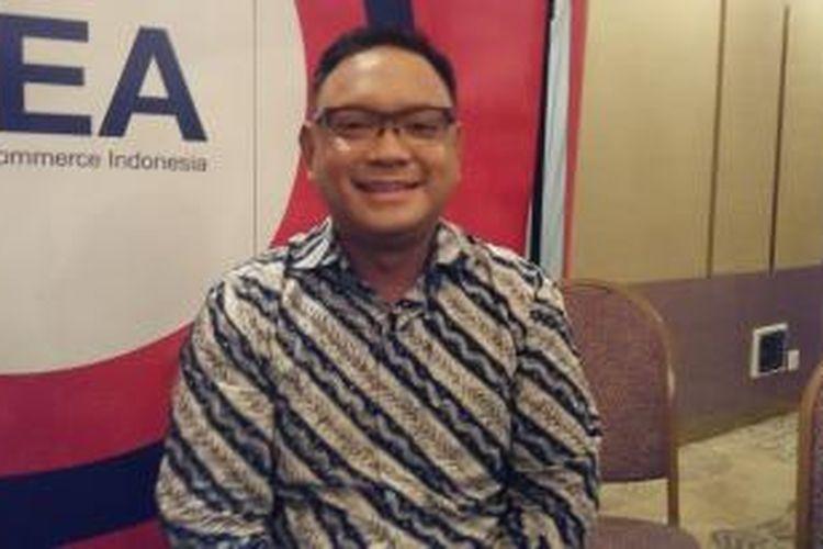 Ketua Umum idEA Daniel Tumiwa