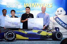 """3 """"Gamer"""" Indonesia Difasilitasi Geber Mobil Super di Sepang"""