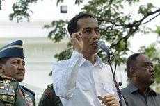 Jokowi Bahas Kesejahteraan dan Pertahanan bersama TNI, Polri, dan BIN