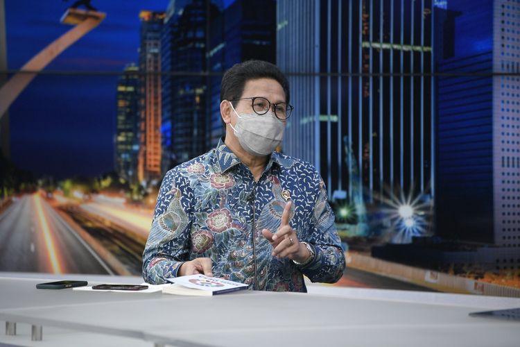 Menteri Desa, Pembangunan Daerah Tertinggal, dan Transmigrasi (Mendes PDTT) Abdul Halim Iskandar atau Gus Menteri.