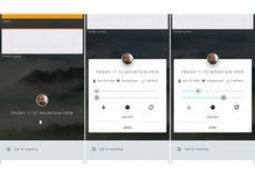 Inikah Tampang Fuchsia, OS Baru Penerus Android?