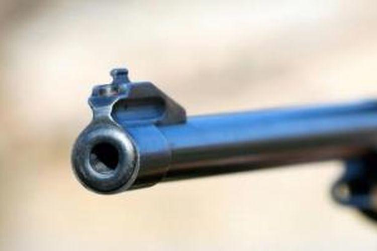 Ilustrasi senjata api. | Shutterstock