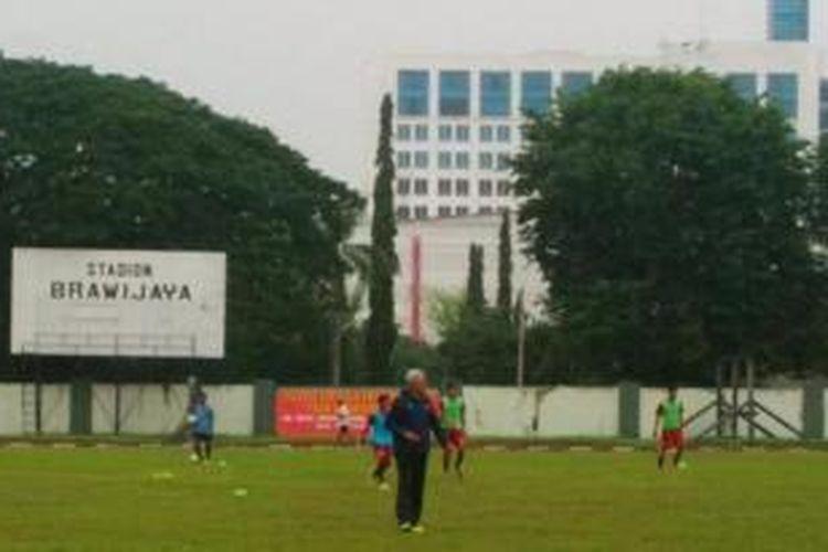 Stadion Brawijaya, Surabaya.