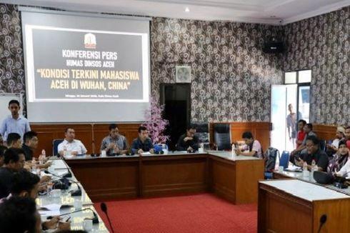 Orangtua Mahasiswa Aceh: Pak Jokowi, Pulangkan Anak Kami dari Wuhan...