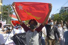 Perang Sipil dan Militer Myanmar Pecah di Mindat, Total 750 Tewas Sejak Kudeta
