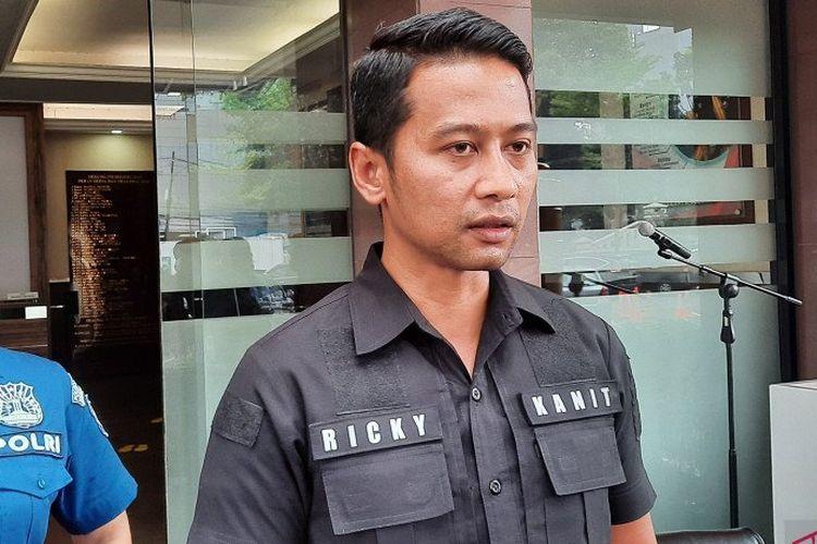 Kanitkrimum Polres Metro Jakarta AKP Ricky Permana, Jumat (11/9/2020)