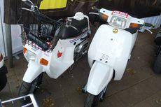 Skuter Mini Honda Jadi Buruan Kolektor
