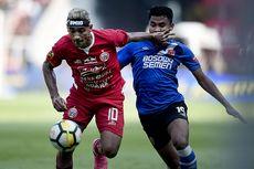Final Piala Indonesia, Rekor Pertemuan PSM Makassar Vs Persija Jakarta