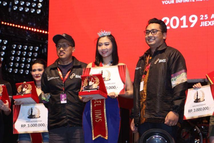 Maya Mauren Miss IIMS 2019