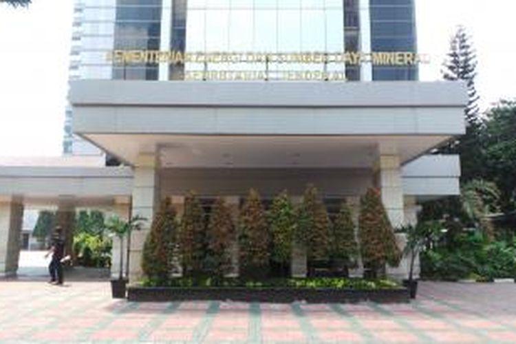 Gedung Setjen Kementrian ESDM