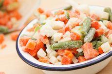 8 Kesalahan Masak Sayuran Beku, Hindari agar Nutrisinya Tidak Hilang
