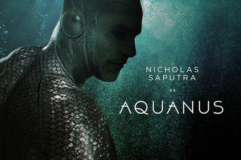 Mengenal Aquanus, Superhero Bumilangit yang Akan Diperankan Nicholas Saputra