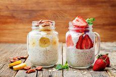 Apa Itu Overnight Oatmeal? Makanan Praktis Tinggi Serat