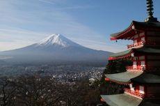 5 Gunung tertinggi di Jepang