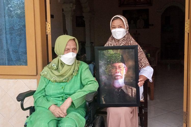 Keluarga pejuang Ali Yuanis berharap ada pemakaman yang layak untuk ajudan Jenderal Sudirman tersebut.