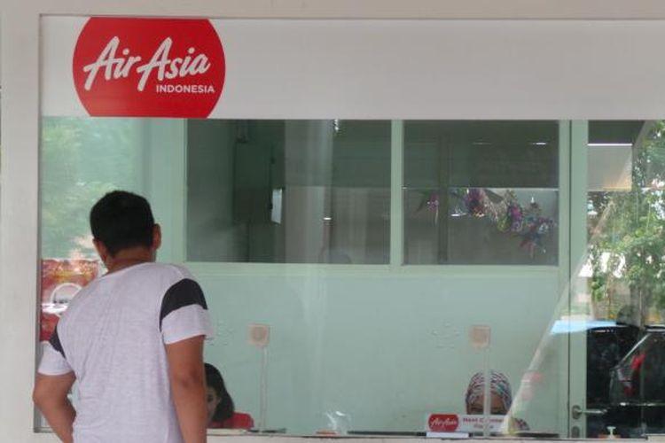 Konter Penjualan Tiket AirAsia