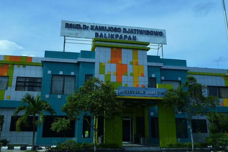 Rumah Sakit Umum Daerah (RSUD) Kanujoso Djatiwibowo, Balikpapan, Kalimantan Timur.