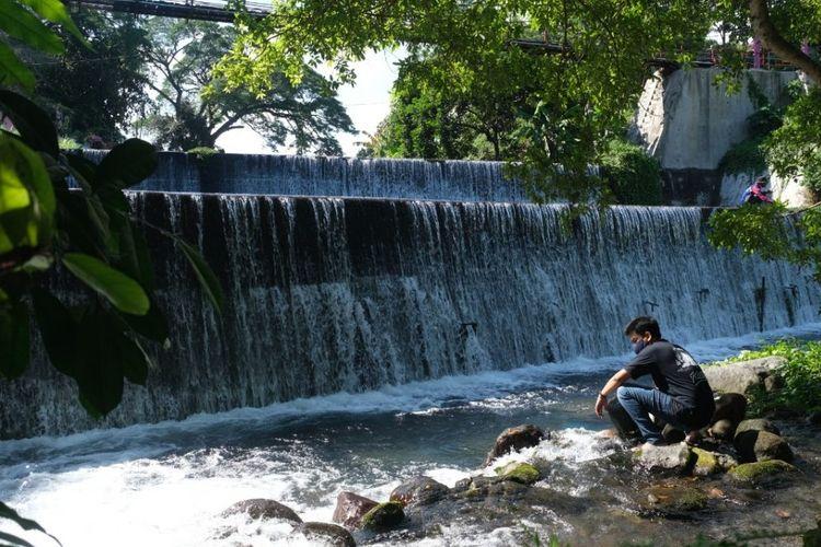 Wisata air di Klaten