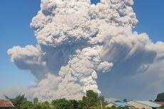 Gunung Sinabung Meletus, Situasi Terkini dan Rekomendasi PVMBG