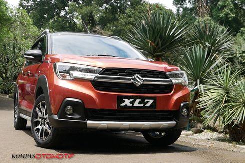 Belum Satu Bulan, Penjualan SUV Murah Suzuki XL7 Tembus Target