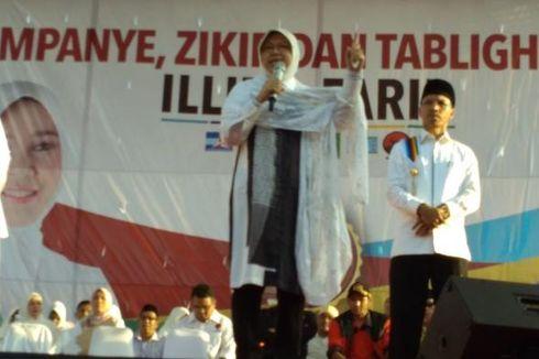 Wali Kota Surabaya Ramaikan Kampanye Illiza-Farid di Banda Aceh