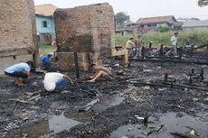 Cerita di Balik Kebakaran di Kampung Asal Kapolri, 7 Bedeng Milik Orangtua Tito Ikut Terbakar