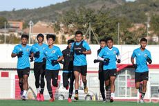 Kekecewaan Shin Tae-yong Usai Timnas U19 Indonesia Gagal Beruji Coba di Spanyol