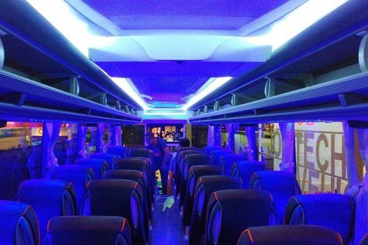 kabin bus malam