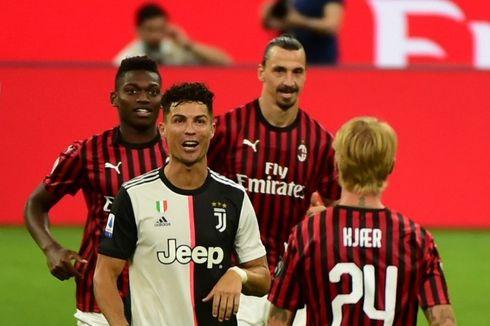 Klasemen Liga Italia - Juventus Gagal Jauhi Lazio, AC Milan Dekati 4 Besar