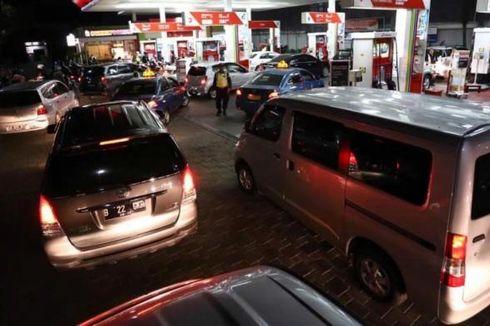 Pertamina Catat Penurunan Konsumsi BBM di Wilayah Ini Selama Natal dan Tahun Baru 2021